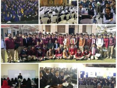 NOP Outreach Visits Lahore and surrounding Cities